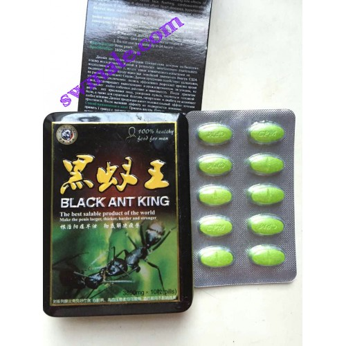 Black ant pills viagra