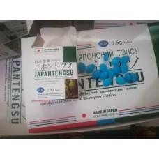 Japan Tengsu Male Enhancement blue pills