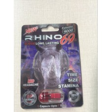 Rhino 69 9000 Extreme Male Sexual