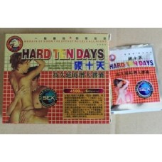 Hard ten days sex pills