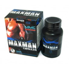 maxman II 2 sexual capsules